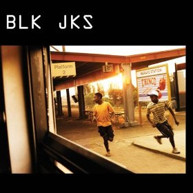 BLK JKS - MYSTERY EP