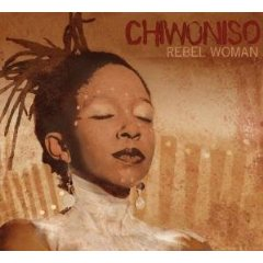 CHIWONISO - REBEL WOMAN